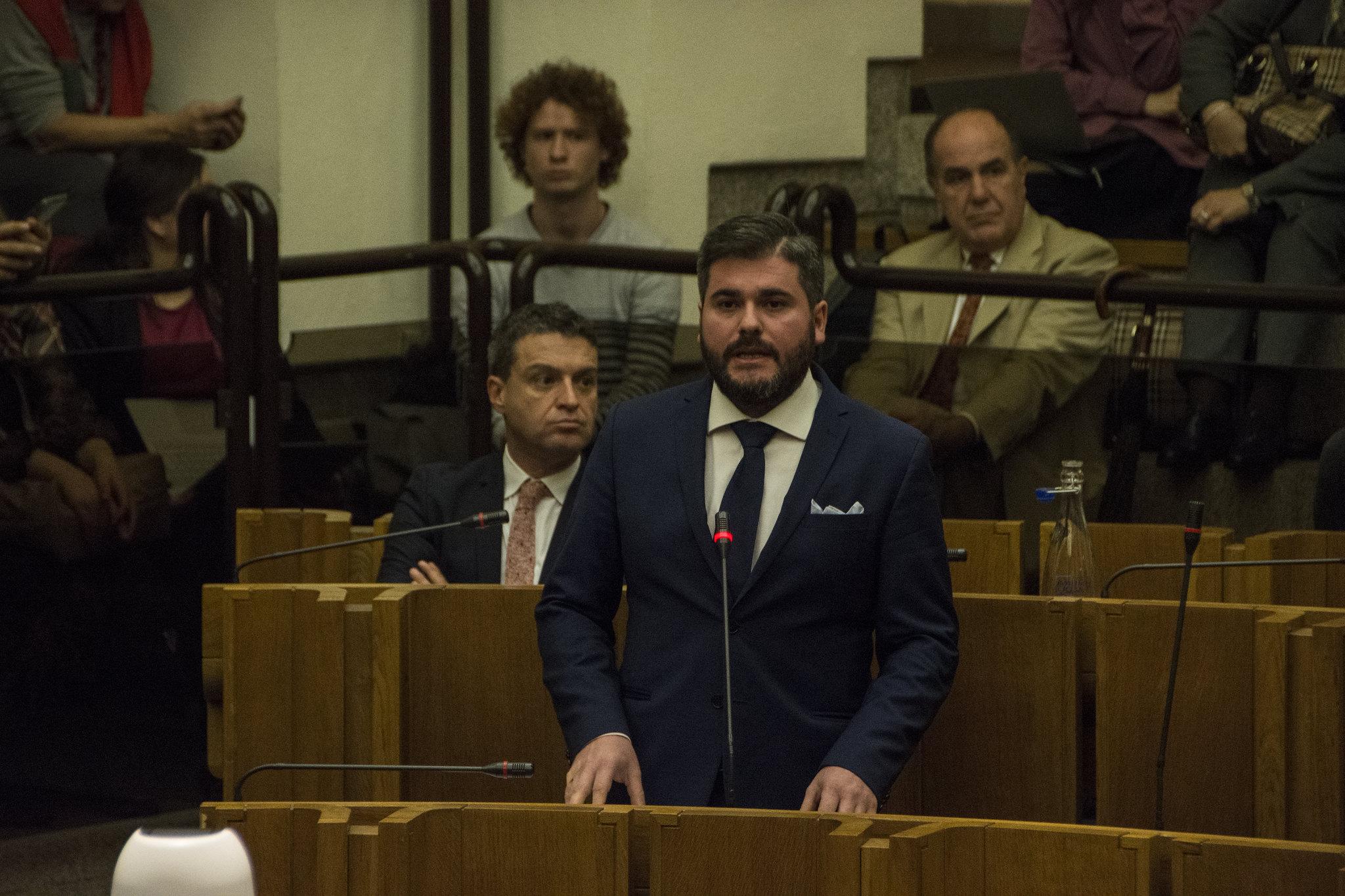 thomas de luca consiglio regionale dell'umbria