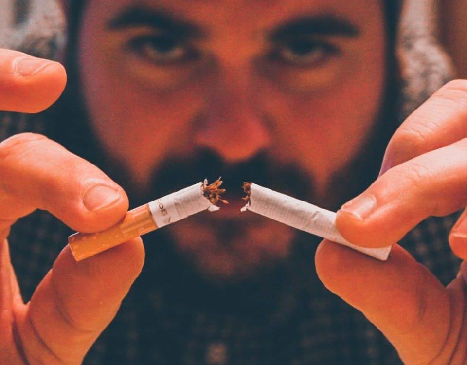 un anno senza sigarette
